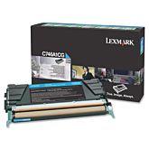 Lexmark C746A1CG Cyan Toner