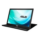 "Monitor portabil LED IPS ASUS 15.6"", Wide, Full HD, alimentare USB 3.0, Negru, MB169B+"