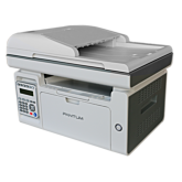 Multifunctional Laser monocrom Pantum-M6609NW A4, Retea, 1200dpi, 23ppm, 128MB ram, USB2.0, WiFi: IEEE 802.11b/g/n,duplex, ADF, FAX