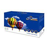 Cartus toner Sky Print compatibil cu HP-Q7582A Galben 6k