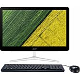 "Sistem All-in-One Acer Z24-880 cu procesor Intel® Core™i3-7100T 3.40 GHz, Kaby Lake, 23.8"", 4GB, 1TB, Intel HD Graphics 630, Microsoft Windows 10"