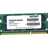 Memorie Patriot Signature Line 4GB DDR3 1600MHz CL11