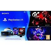 SONY PlayStation Virtual Reality, Camera, GT Sport + VR Worlds voucher