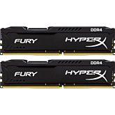 Memorie HyperX Fury Black 8GB DDR4 2400MHz CL15 Dual Channel Kit