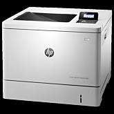Imprimanta laser color HP LaserJet Enterprise M553n, A4