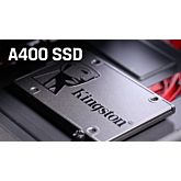 "Solid State Drive (SSD) Kingston A400, 240GB, 2.5"", SATA III"
