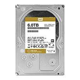 HDD WD Gold 6TB, 7200rpm, 128MB cache, SATA III