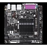 Placa de baza Gigabyte J4005N D2P, Procesor integrat, DDR4, Mini ITX