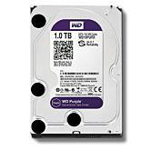 HDD WD New Purple 1TB, 64MB cache, SATA III
