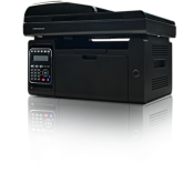 Multifunctional Laser monocrom Pantum-M6600NW  A4, Retea, 1200dpi, 23ppm, 128MB ram, USB2.0, WiFi,Duplex, ADF, FAX