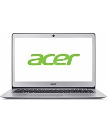 Laptop Acer Swift 3 Intel Core Kaby Lake R (8th Gen) i5-8250U 256GB SSD 8GB FullHD Argintiu