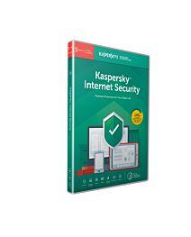Licenta retail Kaspersky Internet Security - anti-virus pentru PC, Mac