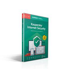 Licenta retail Kaspersky Internet Security anti-virus pentru PC, Mac si dispozitive mobile