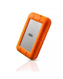 HDD extern LaCie 2TB Rugged Thunderbolt & USB3 w integrated cable