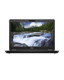 Laptop Dell Latitude 5490 Intel Core Kaby Lake R (8th Gen) i5-8350U 512GB 16GB Win10 Pro FullHD Tastatura ilum. FPR