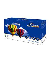 Cartus toner Sky Print compatibil cu HP-C9721A Cyan 8k