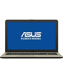 Laptop Asus VivoBook X540UA Intel Core Kaby Lake (8th Gen) i3-8130U 256GB 4GB Endless Negru