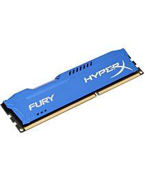 Memorie HyperX FURY Blue 4GB, DDR3, 1333MHz, CL9, 1.5V