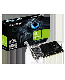 Placa video Gigabyte GeForce GT 730, 2GB GDDR5, 64-bit, LowProfile