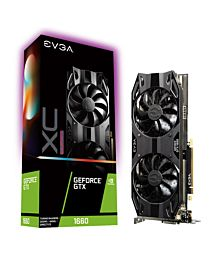 EVGA GeForce GTX 1660 XC Ultra, 6GB GDDR5, HDB FAN, DP, HDMI, DVI