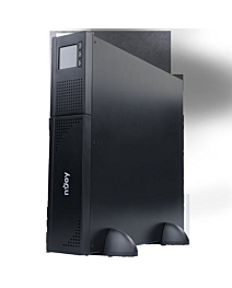 UPS nJoy Helios Pro 1500, 1500VA/1350W, On-line, LCD Display, Management, Repornire Automata, Reglaj Automat al Tensiunii, Montare Rack / Tower, Dubla conversie