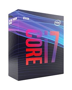 Procesor Intel Core i7-9700, Coffee Lake, BX80684I79700, 3 GHz - MaxTurbo: 4.70 GHz, 8 Cores, FLGA1151, 64-bit, 12MB, Intel HD Graphics 630,95W, CPU Cooler: No