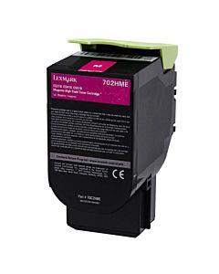 Lexmark 70C2HME Toner Cartridge Magenta