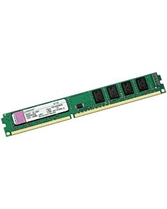 Memorie Kingston 2GB, DDR3, 1333MHz, Non-ECC, CL9, 1.5V