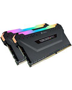 Memorie Corsair Vengeance RGB PRO Series LED 16GB, 3200MHz DDR4 CL16 BLACK