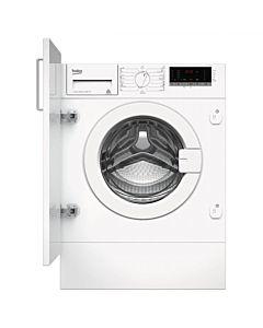 Masina de spalat rufe incorporabila Beko WITC7612B0W, 7 kg, 1200 RPM, Clasa A+++, Display LED, Alb