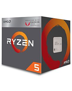Procesor AMD Ryzen 5 2600X, 4.25GHz, 19MB, Socket AM4, Wraith Spire cooler