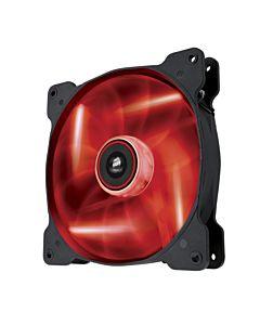 Cooler carcasa Corsair AF140 LED Low Noise, 1200 RPM, Rosu