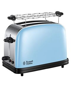 Toaster Russell Hobbs 23335-56 Colours+, heavenly blue