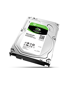 "HDD intern 500GB 3.5"" Seagate BarraCuda SATA3 7200RPM 32MB"