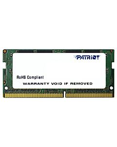 Memorie notebook Patriot 8GB, DDR4, 2400MHz, CL15, 1.2v