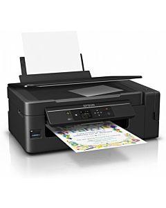 Multifunctional inkjet color Epson L3070 CISS, A4, Wireless