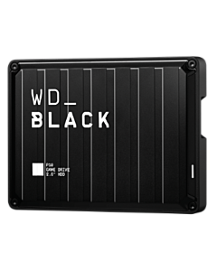 External HDD WD Black P10 Game Drive 2.5'' 4TB USB3 Black