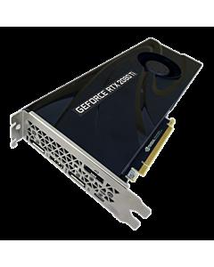 PNY GeForce RTX 2080 Ti Blower, 11GB GDDR6 (352 Bit), HDMI, 3xDP, USB-C