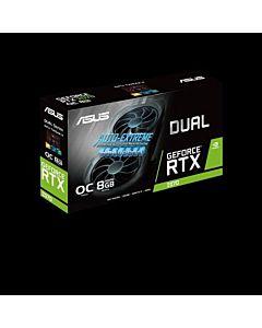 Placa video ASUS GeForce RTX 2070 SUPER EVO OC O8G 8GB GDDR6 256-bit