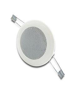 Qoltec Ceiling speaker 3'', RMS 2W, 8 Om, White