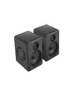 Natec LYNX computer speakers 2.0 6W RMS, Black