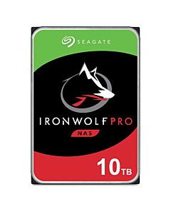 "HDD intern Seagate, 3.5"", 10TB, IronWolf PRO, SATA 6Gb/s 7200rpm, 256MB"
