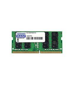 Memorie RAM Goodram, SODIMM, DDR4, 4GB, 2666MHz, CL19, 1.2V