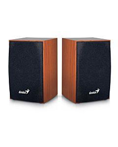 Genius Boxe SP-HF160, USB, culoarea lemnului