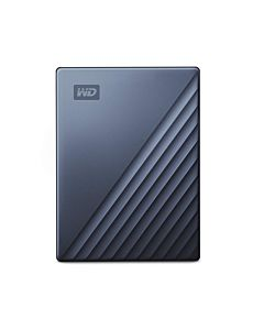 External HDD WD My Passport Ultra 2.5'' 2TB USB3.1 Black Worldwide