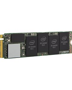 Intel SSD 660p Series 512GB, M.2 80mm PCIe 3.0 x4 NVMe, 1500/1000 MB/s, 3D2, QLC