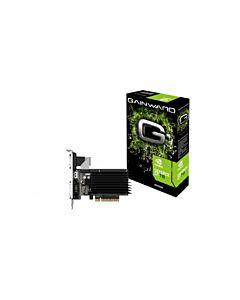 Placa video Gainward GeForce GT 710, 2GB DDR3 (Bit), HDMI, DVI, HEAT SINK