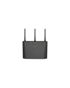 D-Link Wireless AC750 Dual-Band 4FE Port VDSL/ADSL Modem Router