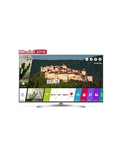 Televizor LED Smart LG, 164 cm, 65UK6950PLB, 4K Ultra HD
