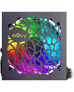 Sursa nJoy Freya 600, 600W, ATX, PFC Activ, RGB